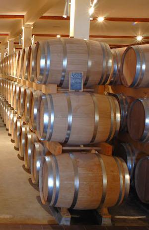 single vineyard