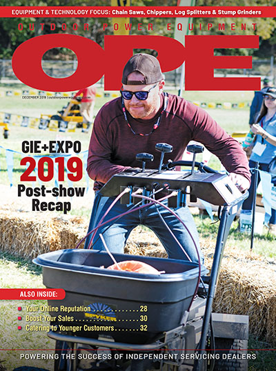 Outdoor Power Equipment December 2019