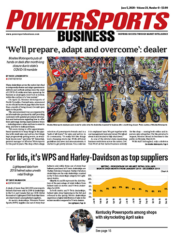 Powersports Business - No.8
